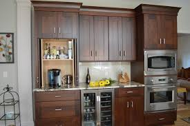 kitchen coffee bar ideas coffee bar transitional kitchen cleveland by studio 76