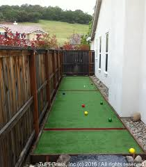 Backyard Artificial Grass by Tuffgrass Practice Greens Tuffgrass 916 741 3396 Or 530