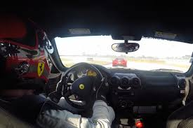 drake ferrari get a pov look at this ferrari f430 scuderia on the track