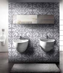 Grey Mosaic Bathroom 25 Best Bathroom Walls U0026 Floors Images On Pinterest Mosaics