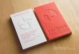 Business Card Design Inspiration 50 Elegant Embossed Business Cards Jayce O Yesta