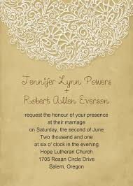 vintage lace wedding invitations lace wedding invites ewi265 as low as 0 94