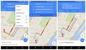 android maps maps on android finally adds multi stop directions