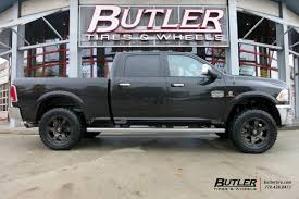 Dodge Ram Trucks With Rims - dodge ram with 20in fuel vapor wheels exclusively from butler