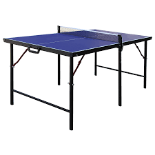 shop hathaway crossover 60 in indoor freestanding ping pong table