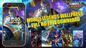 wallpaper mobile legend jalantikus wallpaper mobile legends tanpa watermark jadikan tilan layar