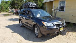Subaru Forester 2014 Crossbars by Recommendations For Roof Carriers Subaru Forester Owners Forum