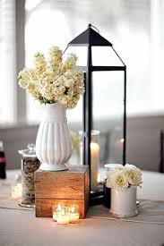 Non Flower Centerpieces For Wedding Tables by 75 Best Lantern Centerpieces Images On Pinterest Lantern