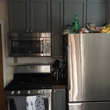 Duracraft Kitchen Cabinets by Kraftmaid Cabinets Greyloft After The Fire Remodel Pinterest