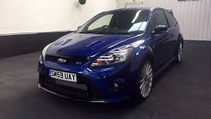 Focus Rs 2009 Would You Pay 36 000 For This 45 Mile 2009 Ford Focus Rs