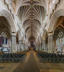 Wells Cathedral Floor Plan Exeter Cathedral Wikipedia