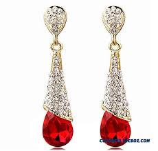 diamond earrings on sale cheap drop diamond earrings women wedding