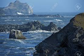 California scenery images Rocky shoreline in northern california nearest city crescent jpg