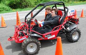 National Federation Of Blind Blind Can Take Wheel With Vehicle Designed By University