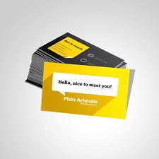 Flat Design Business Card 250 Best Promo Business Cards Images On Pinterest Plastic