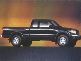 2006 toyota tacoma 4x4 mpg 1998 toyota tacoma overview cars com