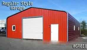 Barn Style Garages Regular Style Garages