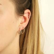 tiny hoop earrings earring hoops elkar club