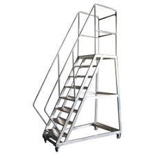 manufacturers u0026 suppliers of aluminum movable ladder aluminium