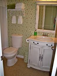 Country Chic Home Decor Remodelaholic Bathroom Before And After Making It Shabby Chic