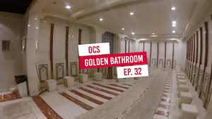 best bathroom in the world youtube