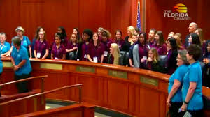 Cabinet Executive Branch 2017 Fl Girls State Executive Branch Meeting Governor Rick Scott