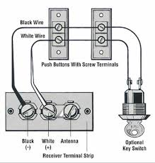 craftsman garage door opener wiring diagram home interior design