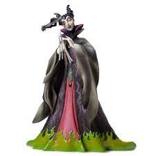 sleeping s maleficent masquerade figurine figurines