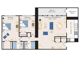 floor plans the metropolitan