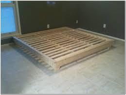 Cal King Platform Bedroom Set California King Bed Frames Entrancing Design Ideas Of Queen Size