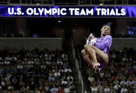 Wildfire Gymnastics Tustin Ca by Simone Biles Leads At Olympic Gymnastic Trials Gabby Douglas