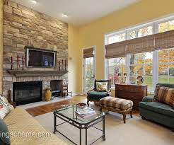 peachy family room design home decor color trends decorating on