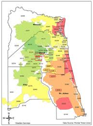 Northeast Map Of Us Zip Code Map San Jose Northeast Florida Zip Code Map Jill Chappano