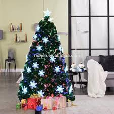 6ft christmas tree 6ft white fiber optic christmas tree 6ft white fiber optic