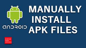 how to instal apk files on android how to install apk files on android device