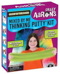 amazon com crazy aaron u0027s thinking putty mixed by me thinking