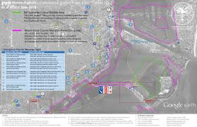 American Airline Route Map by Controversial Boat Show Map Disregards Manatee Zones And Critical