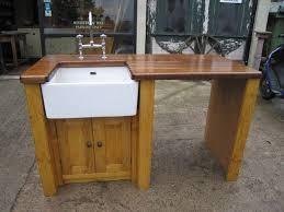 kitchen sink furniture free standing kitchen sink unit ilashome