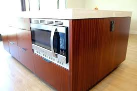 microwave in kitchen island kitchen islands with microwave thrift store microwave cart turned