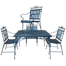 artistic classic wrought iron dinette sets orchidlagoon com