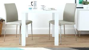 Gloss White Dining Table And Chairs Modern White Kitchen Table Sets Thelodge Club