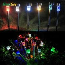 Colour Changing Solar Garden Lights - online get cheap garden light post aliexpress com alibaba group
