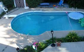 above ground pool landscaping design ideas image of pictures