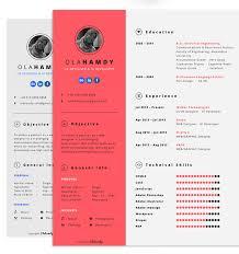 Best Designed Resumes by 128 Best Cv Resume Portfolio Images On Pinterest Portfolio Free