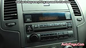 nissan altima 2005 for sale near me nissan altima pioneer double din radio installation by autotoys