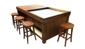 geek chic gaming table geek chic the geekiest furniture ever made bit rebels