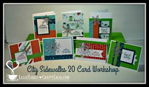 crafty lalia sneak peek of my christmas card workshop