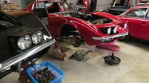 Australian Muscle Cars - pattaya american u0026 australian muscle cars in east pattaya vlog