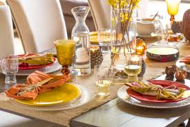 table thanksgiving 10 tips for decorating and setting your thanksgiving table huffpost