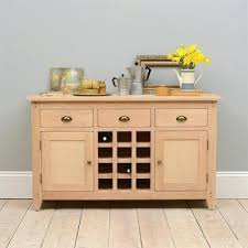 Small Sideboard With Wine Rack Wine Rack Small Oak Sideboard With Wine Rack Oak Sideboard With